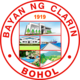 Official seal of Clarin