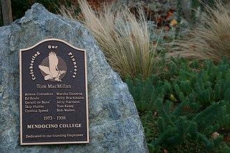 Mendocino College - Image: Collegecampus 011