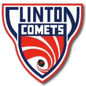 Clinton Comets - Image: Comets logo web sm