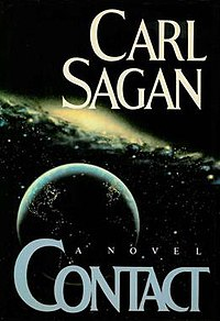contact (novel) wikipedia Contact Audiobook contact sagan jpg