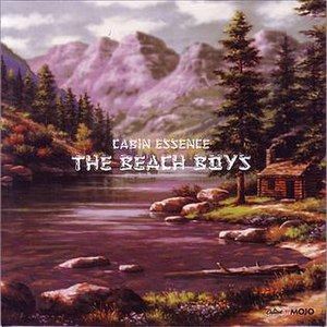 Wonderful (The Beach Boys song) - Image: Cover of Cabin Essence single by The Beach Boys