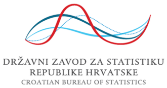 Croatian Bureau of Statistics - Image: Croatia statistics bureau logo