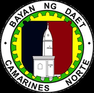 Daet, Camarines Norte - Image: Daet Camarines Norte