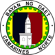 Official seal of Daet
