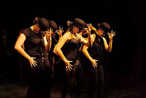 BRIT School - Dance Vision (Dance)
