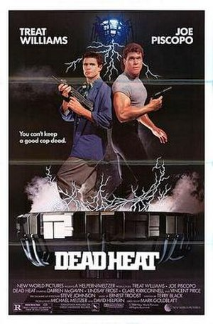 Dead Heat (1988 film) - DVD cover