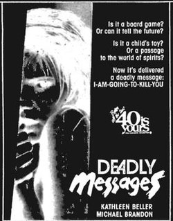 deadly messages wikipedia