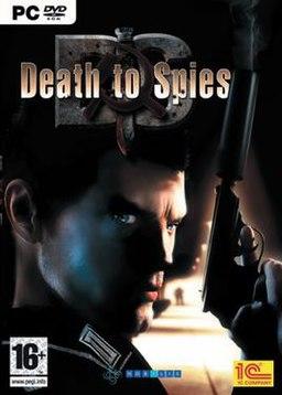 No se como se llama el juego, alguna ayuda? 256px-Death_to_Spies_Cover
