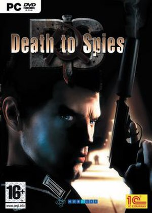 Death to Spies - Image: Death to Spies Cover