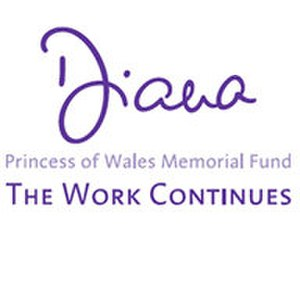 Diana, Princess of Wales Memorial Fund - Image: Diana Memorial Fund logo