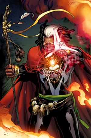 Brother Voodoo - Image: Dr Voodoo
