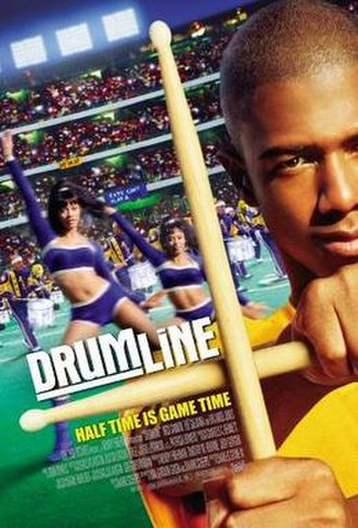 Drumline (film) - Theatrical release poster