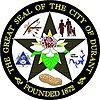 Official seal of Durant, Oklahoma