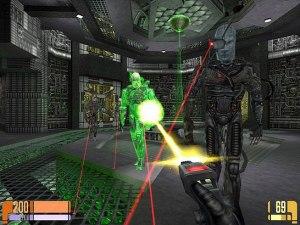 Star Trek: Voyager – Elite Force - Image: Elite Force screenshot