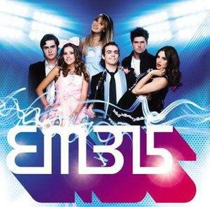 Eme 15 (album) - Image: Eme 15 album cover