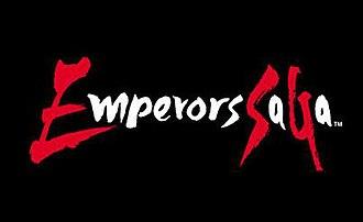 Emperors SaGa - Image: Emperors Sa GA title text