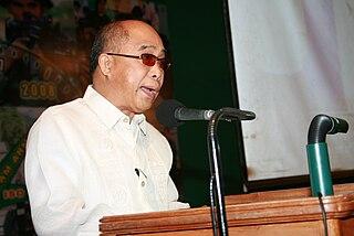 Erico Aumentado Filipino politician