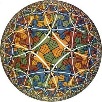 Circle Limit III - Circle Limit III, 1959