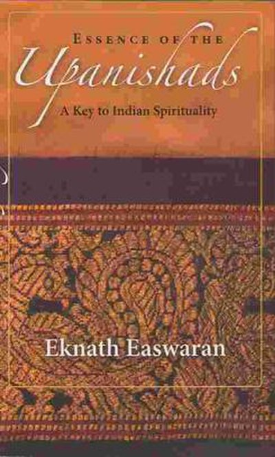 Picture of a book: The Upanishads