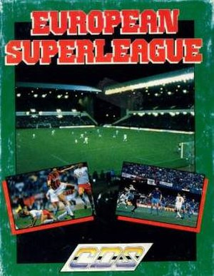 European Superleague - Cover art