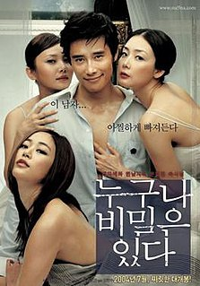 <i>Everybody Has Secrets</i> 2004 film by Jang Hyun-soo