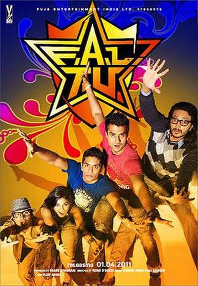 Picture of a movie: Faltu