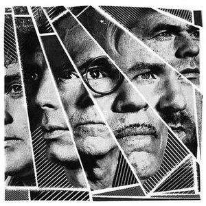 FFS (album) - Image: FFS self titled album cover art