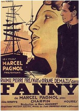 Fanny (1932 film) - Image: Fanny 1932 poster