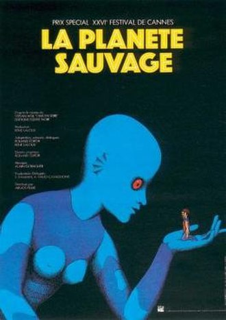 Fantastic Planet - French release poster