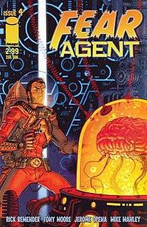 <i>Fear Agent</i>