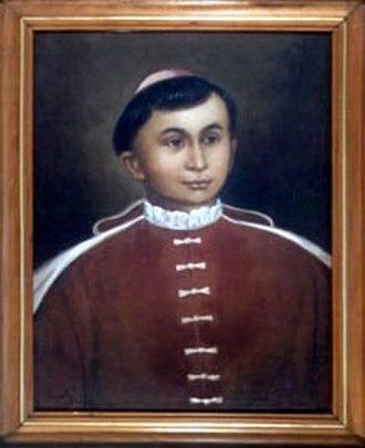 Battles of La Naval de Manila - Msgr. Fernando Montero de Espinosa