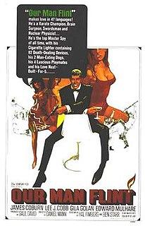 <i>Our Man Flint</i> 1966 film by Daniel Mann