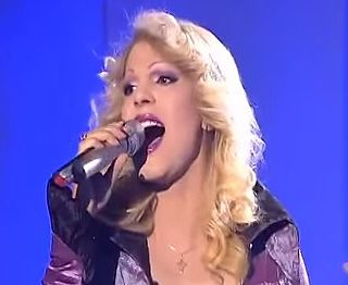 Naomy (Romanian singer) Romanian recording artist, songwriter and actress