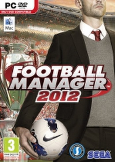 Picture of a game: Football Manager 2012