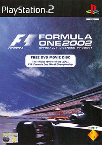 Formula One 2002 (video game) - Formula One 2002