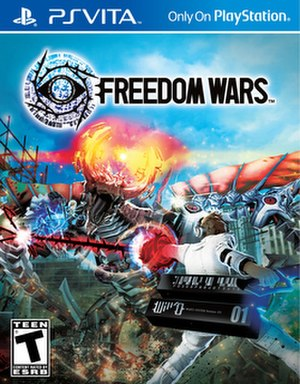 Freedom Wars - Image: Freedom Wars cover