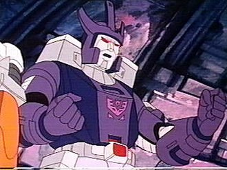 Galvatron - Galvatron in The Transformers Season 3
