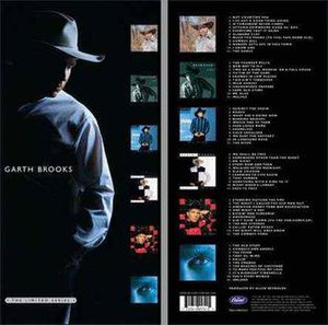 The Limited Series (1998 album) - Image: Garth Brooks Limited Series