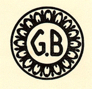 Gaumont British - Company logo in the 1910s and 20s
