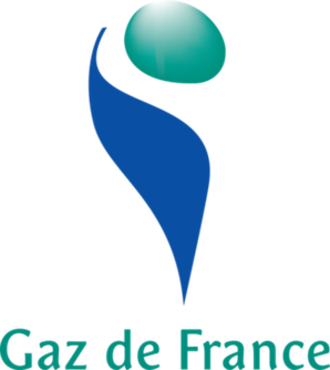 Gaz de France - Logo of Gaz de France