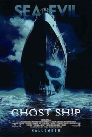 Ghost Ship (2002 film) - Theatrical release poster