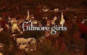 Gilmore Girls - Image: Gilmore girls title screen