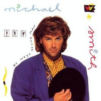 Go West Young Man (Michael W. Smith album) - Image: Go West Young Man album cover