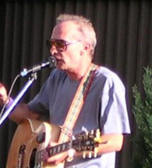 Graham Parker - Parker at Brit's Pub in Minneapolis, 2003