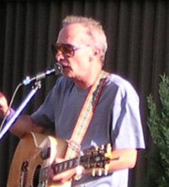 Graham Parker - Parker at Brit's Pub in Minneapolis, 2003