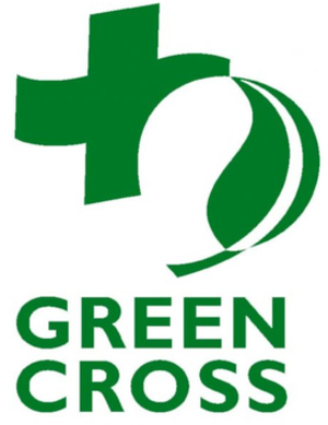Green Cross International - Image: Green Cross Logo