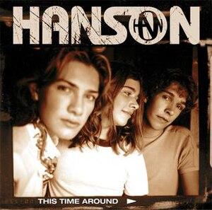 This Time Around (Hanson album) - Image: Hanson thistimearound