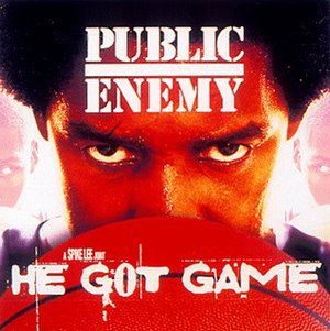 He Got Game (soundtrack) - Image: Hegotgame