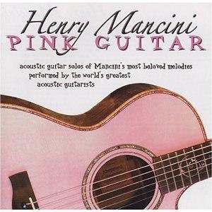 Henry Mancini: Pink Guitar - Image: Henry Mancini, Pink Guitar album cover