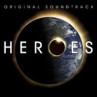 Heroes Original Soundtrack cover